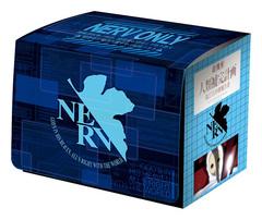 Rebuild of Evangelion [NERV Logo] Broccoli Jumbo Deck Box [#351948]