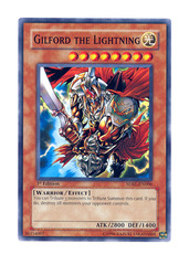 Gilford the Lightning - SDRL-EN006 - Common - 1st Edition