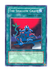 The Shallow Grave - SDRL-EN023 - Common - 1st Edition