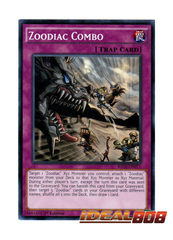 Zoodiac Combo - RATE-EN071 - Common - 1st Edition