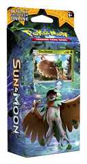 SM Sun & Moon (SM01) Pokemon Theme Deck - Forest Shadow (Decidueye)