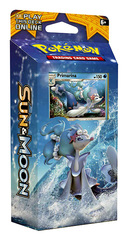 SM Sun & Moon (SM01) Pokemon Theme Deck - Bright Tide (Primarina)