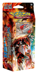 XY Primal Clash Theme Deck - Earth's Pulse