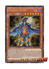 Gagaga Head - YZ09-EN001 - Ultra Rare - Limited Edition