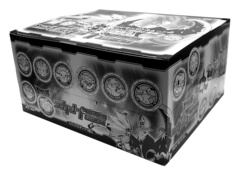 Pokemon Sun & Moon Stamp Resuden (18-count Box) [#381615] by Takaratomy