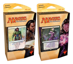 Amonkhet (AKH) Planeswalker Deck Set [Both Decks]