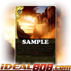 Hero's Base, Castle Camelot [D-CBT01/0092EN C (FOIL)] English