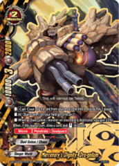 Mercenary's Dignity, Dra-gollum [S-BT02A-SP/0037EN Secret (FOIL)] English