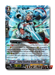 Flying Swallow Knight, Claus - G-TD11/006EN - RRR (Foil ver.)