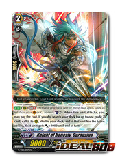 Knight of Honesty, Carausius - G-TD11/007EN - TD (common ver.)