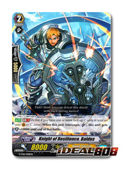Knight of Resilience, Baldus - G-TD11/008EN - TD (common ver.)