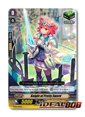 Knight of Pretty Sword - G-TD11/017EN - TD (common ver.)