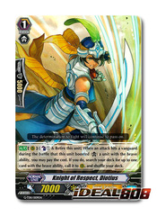 Knight of Respect, Diotius - G-TD11/009EN - TD (common ver.)