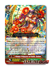 Flower Princess of Faith, Celine - G-TD12/001EN - TD (common ver.)