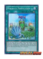 Miracle Fertilizer - FUEN-EN053 - Super Rare - 1st Edition