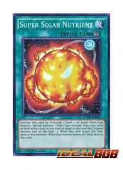 Super Solar Nutrient - FUEN-EN055 - Super Rare - 1st Edition