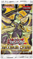 Maximum Crisis (1st Edition) Booster Pack