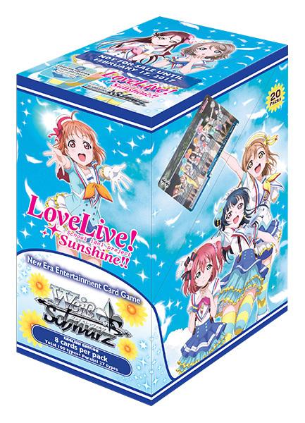 Love Live! Sunshine (English) Weiss Schwarz Booster Box