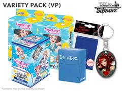 Weiss Schwarz LLSS Variety Pack - Get x1 Love Live! Sunshine Booster Box & x2 Trial Decks + Bonus