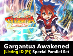 # Gargantua Awakened [S-BT01 Listing ID (P)] Special Parallel Collection (Includes 1 of each SP)