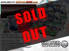 CFV-V-BT01  BUNDLE (B) Silver - Get x4 Unite! Team Q4 Booster Box + FREE Bonus Items