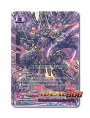 Black-eye Demonic Dragon, Blagg Za Bath [D-BT01/0005EN RRR (FOIL)] English