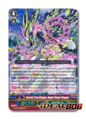 Sacred Tree Dragon, Jingle Flower Dragon - G-BT02/S08EN - SP