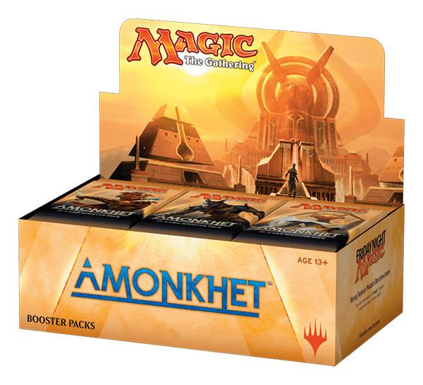 Amonkhet (AKH) Booster Box