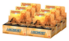 Amonkhet (AKH) Booster  Case (6 Boxes)