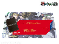 L03 Return of the Dragon Emperor (English) Force of Will Booster Box + FREE Playmat & Promo Card