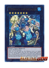 Mermail Abyssgaios - ABYR-EN046 - Ultra Rare - Unlimited Edition
