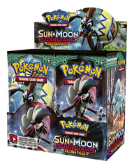 SM Sun & Moon - Guardians Rising (SM02) Pokemon Booster Box [36 Packs]