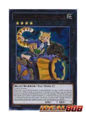 Zoodiac Tigermortar - RATE-EN052 - Ultra Rare - Unlimited Edition