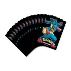 Pokemon Mega Mega Lucario 65ct Sleeves