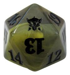 MTG Spindown 20 Life Counter - DTK Dragons of Tarkir (Green)