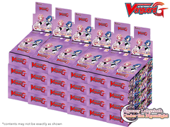 CFV-G-CHB03 Rummy Labyrinth Under the Moonlight (English) G-Character Booster  Case (24 Boxes)