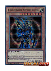 Black Luster Soldier - Envoy of the Beginning - DUSA-EN053 - Ultra Rare - 1st Edition