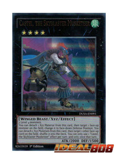 Castel, the Skyblaster Musketeer - DUSA-EN093 - Ultra Rare - 1st Edition