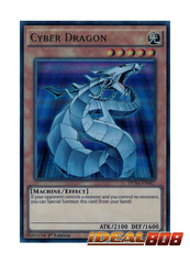 Cyber Dragon - DUSA-EN057 - Ultra Rare - 1st Edition
