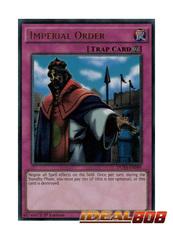 DUSA-EN049 Imperial Order Ultra Rare 1st Edition Mint YuGiOh Card