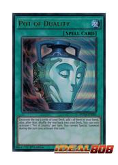 Pot of Duality - DUSA-EN084 - Ultra Rare - 1st Edition