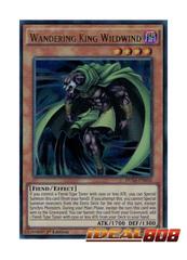 Wandering King Wildwind - DUSA-EN016 - Ultra Rare - 1st Edition