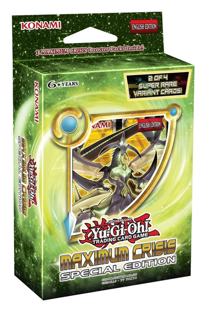 Maximum Crisis Special Edition SE Pack