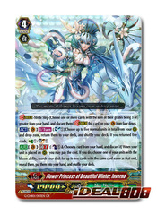 Flower Princess of Beautiful Winter, Inverno - G-CHB01/003EN - GR
