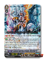 Luminous Light King of Knights, Alfred Oath - G-CHB01/004EN - RRR