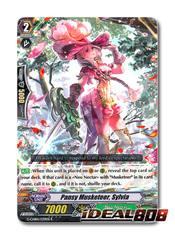 Pansy Musketeer, Sylvia - G-CHB01/039EN - R