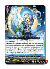 Baby-blue-eyes Musketeer, May Len - G-CHB01/071EN - C