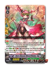 Cherry Blossom Blizzard Maiden, Lilga - PR/0287EN - PR (G-CHB01 Promo)