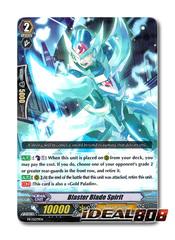 Blaster Blade Spirit - PR/0279EN - PR (G-CHB01 Promo)