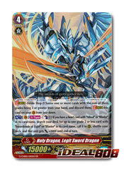 Holy Dragon, Legit Sword Dragon - G-CHB01/S07EN - SP